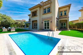 Newly Furnished/ Jumeirah Islands Park Views Resort