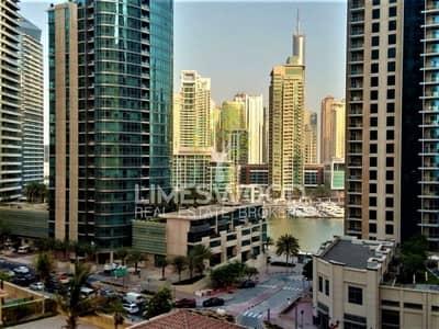 استوديو  للايجار في جميرا بيتش ريزيدنس، دبي - Well maintained|Huge Size| Studio with balcony JBR