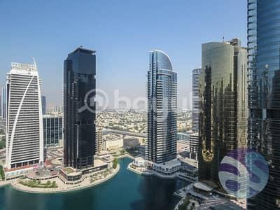 فلیٹ 2 غرفة نوم للبيع في أبراج بحيرات الجميرا، دبي - FURNISHED ! FRONT OF METRO ! CLUSTER D ! 2BHK