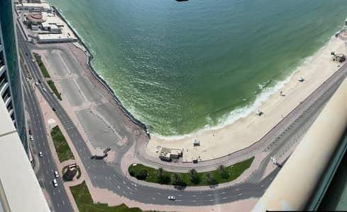 3 Bedroom Flat for Sale in Corniche Ajman, Ajman - Sea view