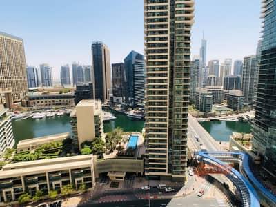 شقة 1 غرفة نوم للبيع في جميرا بيتش ريزيدنس، دبي - 1 BR | Marina view | Huge Living area | JBR |