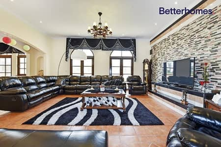 فیلا 5 غرف نوم للايجار في ذا فيلا، دبي - Single Row I Mallorca I Quiet location  I Vacant