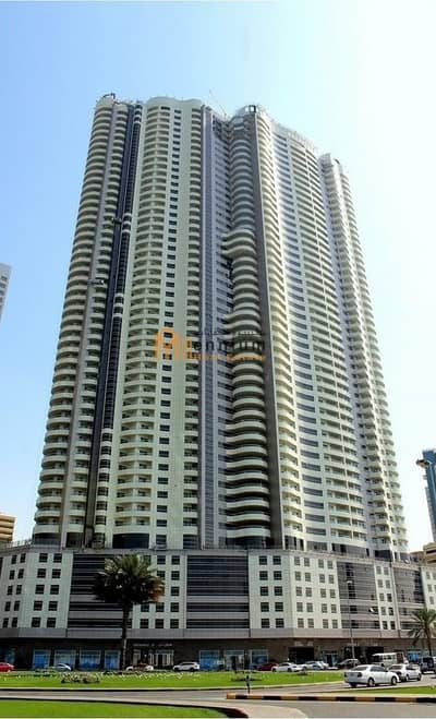 3 Bedroom Flat for Sale in Al Khan, Sharjah - The Cheapest Type 10 Two Car Park ASAS Tower For Sale