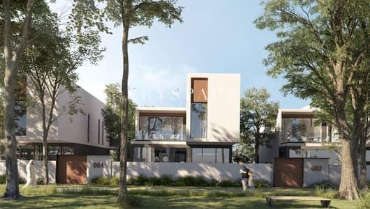 4 Bedroom Villa for Sale in Aljada, Sharjah - 40-60 Payment Plan?4BR Villa?Exclusive Amenities