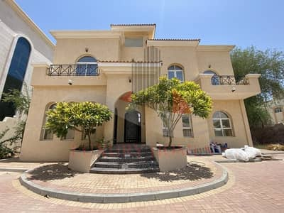 5 Bedroom Villa for Rent in Al Masoudi, Al Ain - Meticulously maintained Independent Driver Room