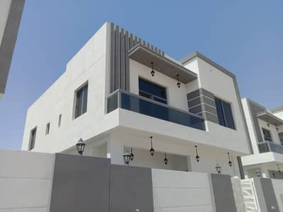 5 Bedroom Villa for Sale in Al Yasmeen, Ajman - Hot Deal!! AlYasmeen conteporary desined 2 Storey  5 Bedroom Hall w/ good quality finishing.