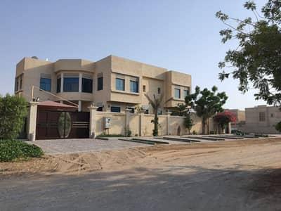 Huge 12000 Sqft 8 BHK Double Storey VIlla, Maids and Drivers Room,Parking, in Al Rawdha 1