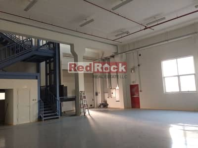 Warehouse for Rent in Nad Al Hamar, Dubai - Fully Air Conditioned 6170 Sqft Warehouse in Nad Al Hamar