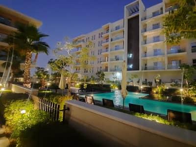 Ground Floor !! Amzing Studio Flat In Al Zahia Balcony ( Coverd Parking Gym Pool Free ) Just 36k