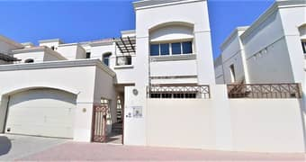 Huge 3BR Villa+Maids/R   2 Months Free   Vacant