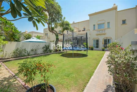 3 Bedroom Villa for Sale in The Springs, Dubai - Upgraded  Large Plot  Type 3M  Vacant On Transfer