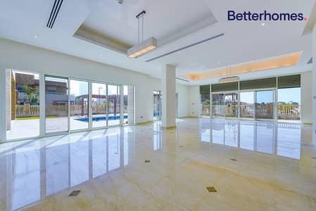 فیلا 5 غرف نوم للبيع في مارينا، أبوظبي - Corner Unit   Private Pool  Class of Luxury