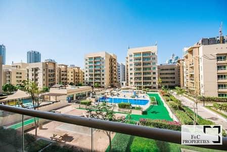 فلیٹ 2 غرفة نوم للايجار في الروضة، دبي - Best 2BHK Layout | High Floor | Chiller Free
