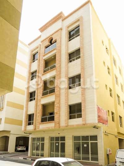 شقة 1 غرفة نوم للايجار في الحميدية، عجمان - شقه للأيجار بموقع متميز في عجمان الحميديه قريب من شارع الأمام الشافعي