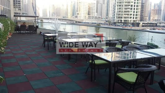 Shop for Sale in Dubai Marina, Dubai - Bay Central// Shops - Fully Fitted