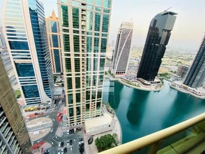 شقة 1 غرفة نوم للايجار في أبراج بحيرات الجميرا، دبي - A Must Rent 1Br w/ beautiful lake view