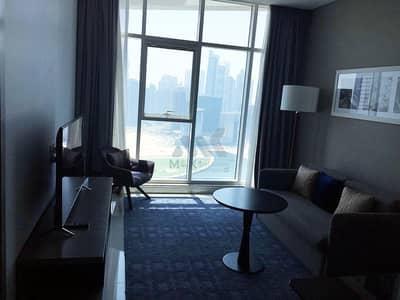 فلیٹ 1 غرفة نوم للايجار في الخليج التجاري، دبي - شقة في داماك ميزون بريفيه الخليج التجاري 1 غرف 75000 درهم - 5198035