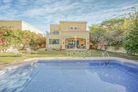 فیلا 4 غرف نوم للبيع في جميرا بارك، دبي - Exclusive   Well Maintained Villa   Corner Plot
