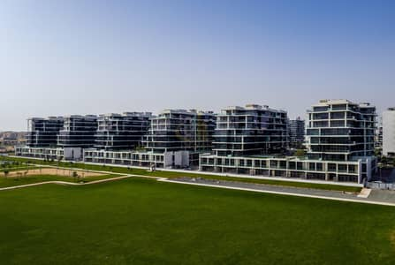 2 Bedroom Flat for Sale in DAMAC Hills (Akoya by DAMAC), Dubai - Golf Course and Pool View   Spacious 2BR+M   Golf Horizon