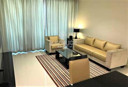 فلیٹ 1 غرفة نوم للبيع في الخليج التجاري، دبي - Furnished 1BR | Canal View | Rented | High Floor