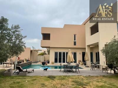 فیلا 5 غرف نوم للبيع في واجهة دبي البحرية، دبي - Huge Plot | 5BR + Study Room + Maid | Villa | Dubai Waterfront Veneto
