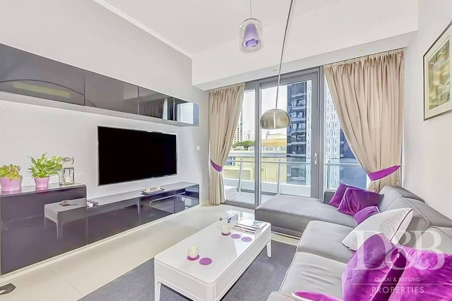 2 Luxury Furnished 2 Bedroom With Marina View