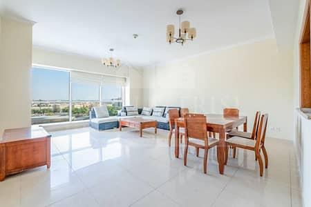 شقة 1 غرفة نوم للايجار في أبراج بحيرات الجميرا، دبي - Furnished | Study | Vacant | Appliances | 2 Baths