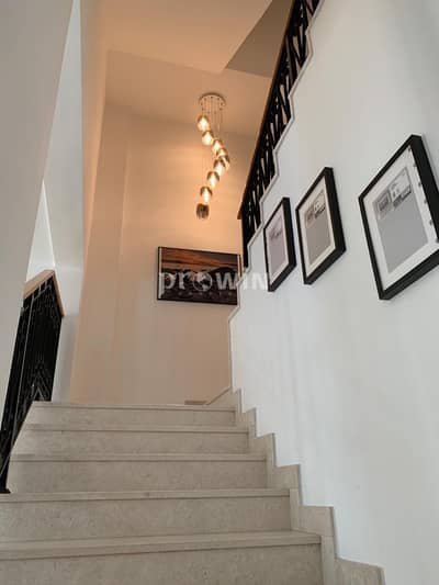 5 Bedroom Townhouse for Sale in Palm Jumeirah, Dubai - 5BR townhouse (TH) with a stunning view in the Palma Residences, Dubai !!!