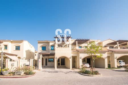 3 Bedroom Townhouse for Rent in Al Salam Street, Abu Dhabi - A Lovely Townhouse with Modern Finishing