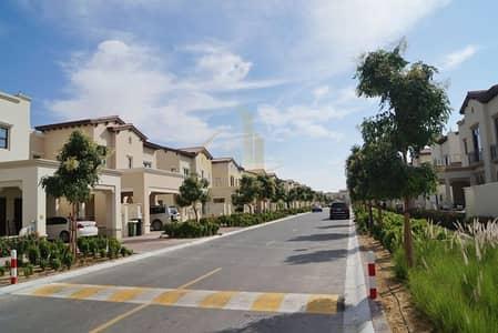 فیلا 3 غرف نوم للايجار في المرابع العربية، دبي - Spacious 3BR+S | Single Row | Al Reem 2