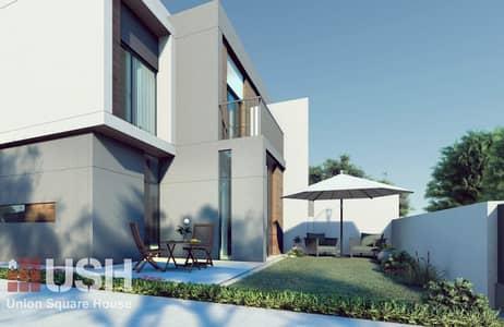 تاون هاوس 4 غرف نوم للبيع في دبي الجنوب، دبي - Semi Detached  4Bed+ Maid+ Study  Single row