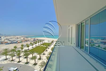 1 Bedroom Apartment for Rent in Saadiyat Island, Abu Dhabi - ? Fully Furnished Simplex with Nice Sea View ?