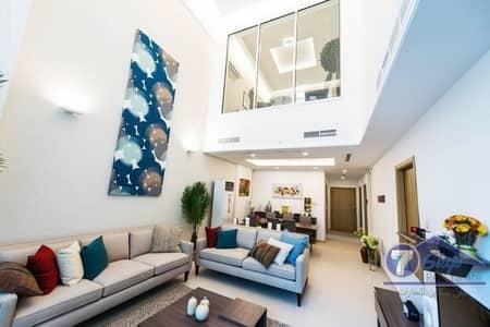 فلیٹ 3 غرف نوم للبيع في واحة دبي للسيليكون، دبي - Family Apartment Luxurious Duplex 3BR+M+S
