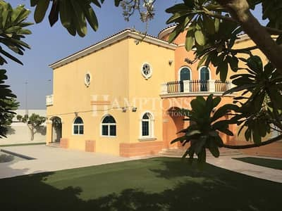 فیلا 5 غرف نوم للايجار في جميرا بارك، دبي - Huge Villa with Swimming Pool   Jumeirah Park