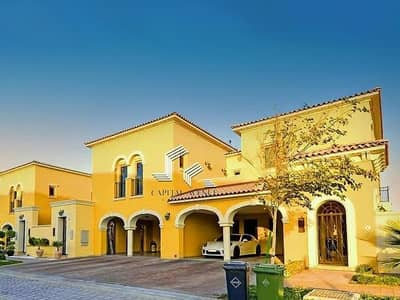 3 Bedroom Townhouse for Rent in Saadiyat Island, Abu Dhabi - 3 BHK  TH On High Class Community | Vacant!!!