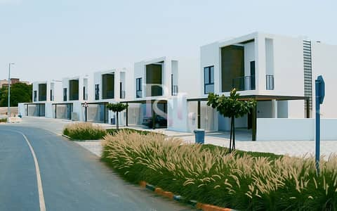 تاون هاوس 3 غرف نوم للبيع في الغدیر، أبوظبي - High ROI Up To 9%-High-End Property Soon To Rise!