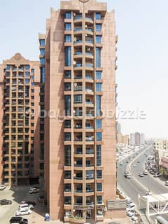 DISTRESS DEAL. . . AVAILABLE RENTED ONE BEDROOM HALL IN NUAIMIYA TOWER AJMAN