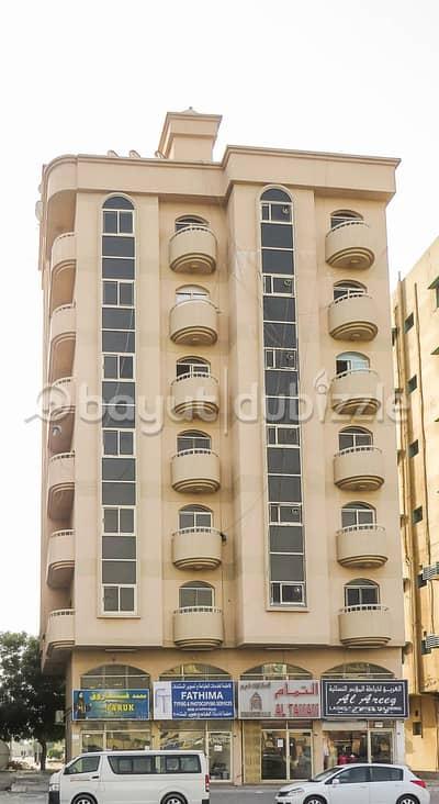 فلیٹ 1 غرفة نوم للايجار في النخيل، عجمان - شقة في بناية النخيل النخيل 1 غرف 16000 درهم - 5198887