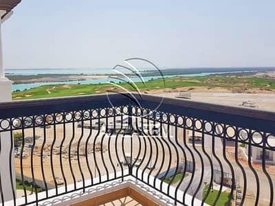 استوديو  للايجار في جزيرة ياس، أبوظبي - ? UPCOMING   Amazing FULL Golf Course View ?