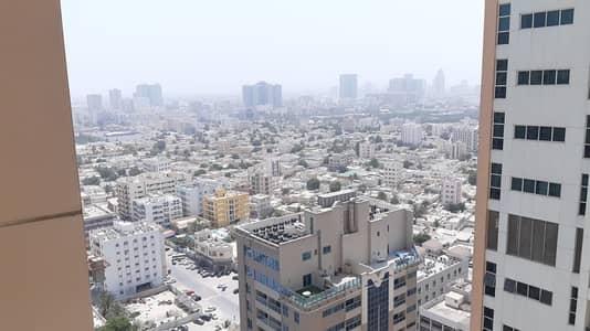 1 Bedroom Flat for Rent in Al Sawan, Ajman - garden view