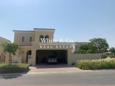 فیلا 4 غرف نوم للايجار في المرابع العربية 2، دبي - CORNER UNIT   AVAILABLE JULY   LANDSCAPED GARDEN