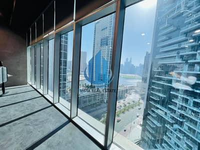 Office for Sale in Business Bay, Dubai - Fitted Office For Sale With 2 Car Parking Metropolis Tower