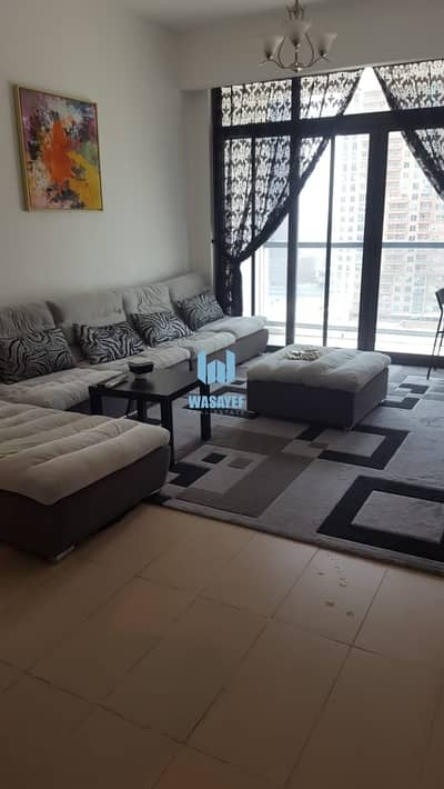 1 Bedroom Flat for Rent in Jumeirah Lake Towers (JLT), Dubai - 1 BHK FULLY FURINISHED | NEAT & SPACIOUS