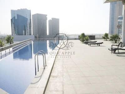 فلیٹ 2 غرفة نوم للايجار في الخليج التجاري، دبي - Unfurnished | Vacant & Ready to Move in  | Huge Layout