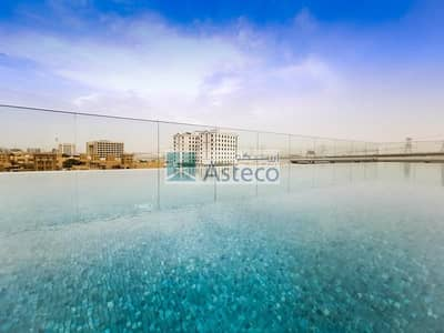 1 Bedroom Flat for Rent in Al Furjan, Dubai - 1 BHK with magnificent finishing | Chiller free| Ready to move In
