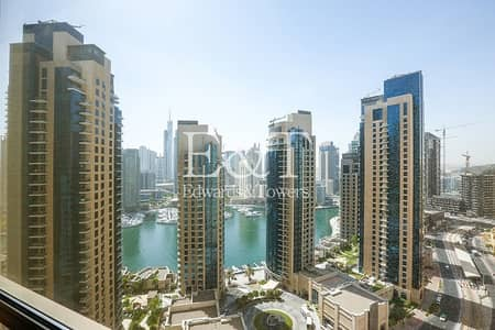 فلیٹ 3 غرف نوم للبيع في جميرا بيتش ريزيدنس، دبي - VOT | Marina and Sea View | 3 Bedrooms | Rimal 5