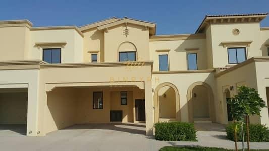 فیلا 3 غرف نوم للايجار في ريم، دبي - Type 2M|3 Br+Maid|Single Row|Near Pool and Park|
