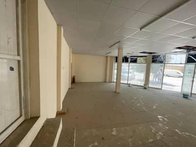 Shop for Rent in Ajman Industrial, Ajman - 800/- SQFT CORNER SHOP AVAILBLE FOR RENT AJMAN INDUSTRIAL 1