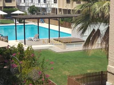 فیلا 3 غرف نوم للايجار في الصفا، دبي - Community Villa 3Bedroom+Maid Centralized Ac