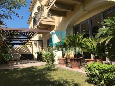 7 Bedroom Villa for Sale in Saadiyat Island, Abu Dhabi - Spectacular 2 Attached  Villas With Lush Garden